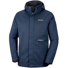 Columbia Boundary Bay Jacket Men collegiate navy